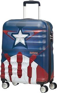 d1422d0c7 American Tourister Disney Wavebreaker - Spinner 55/20 Marvel 2.6 KG  Children's Luggage, 55
