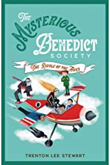 Mysterious Benedict Society 4: The Mysterious Benedict Society and the Riddle of Ages Kindle Edition