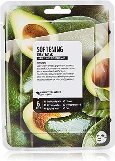 FARMSKIN Superfood Softening Face Mask, Avacado, 25 ml