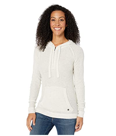 Prana Milani Hoodie (Moonlight Heather) Women