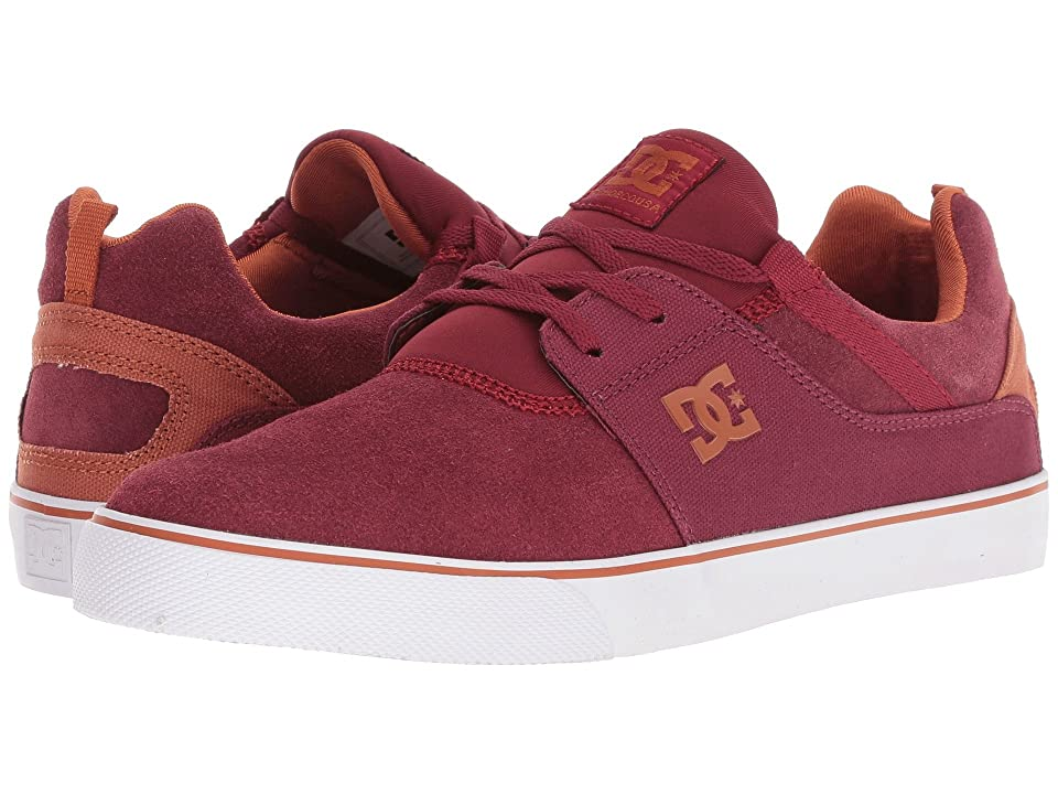 DC Heathrow Vulc (Burgundy) Men