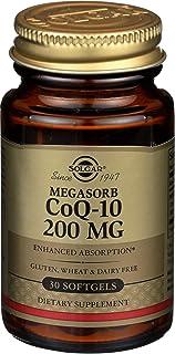 Solgar Megasorb CoQ-10-200 mg - 30 Softgels