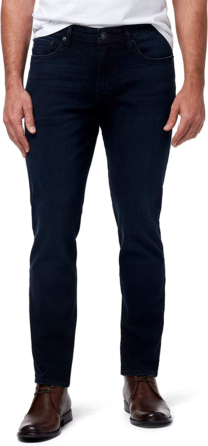 CHAPS Jeans Men's Athletic Fit Stylish Tapered Jean