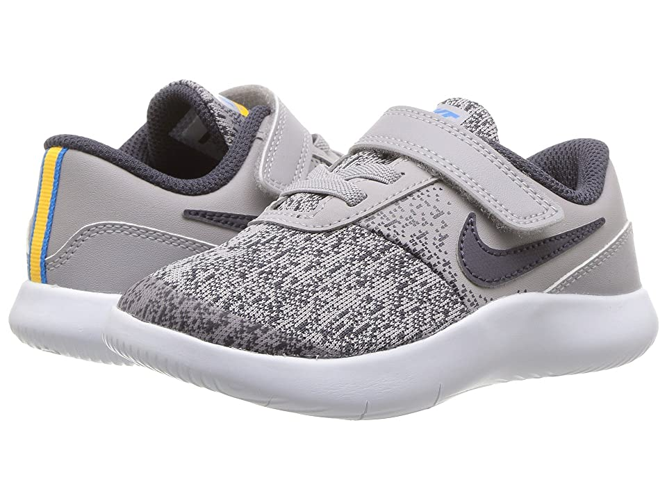 Nike Kids Flex Contact (Infant/Toddler) (Atmosphere Grey/Gridiron) Boys Shoes