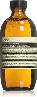 aesop fabulous face wash