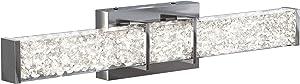 Artika Van-RIV-CC Riviera Vanity Light, Chrome