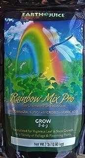 HOJ50352 Earth Juice Rainbow Mix Pro Grow 2 lb