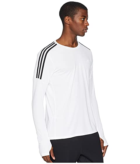 3 Long Stripes Sleeve Tee adidas Run SBqwvSd