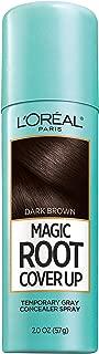 Best spray gray hair cover Reviews