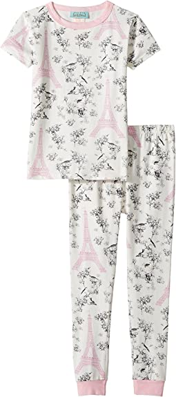 BedHead Kids - Short Sleeve Pajama Set (Toddler/Little Kids)