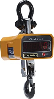 crane weight scale change to lbs