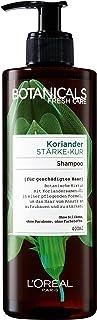Botanicals Shampoo per capelli Fresh Care Coriandolo Forza di Kur, Shampoo per capelli danneggiati, cura dei capelli senza...