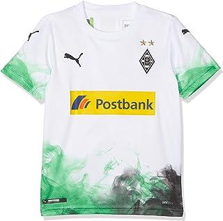 PUMA Herren Trikot BMG Home Shirt Replica Jr with