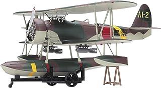 ハセガワ 1/48 日本海軍 中島 E8N2 九五式二号水上偵察機 長門搭載機 プラモデル 07431