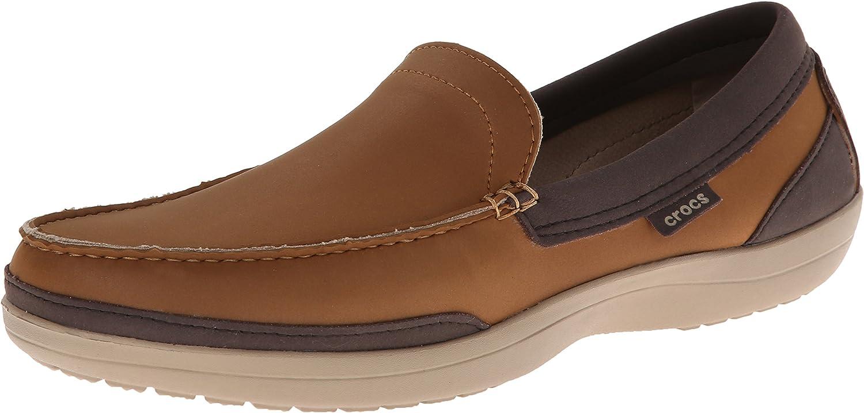 Crocs Men's Wrap colorLite Loafer
