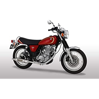ヨシムラ スリップオン SR400 (FI:10-) PATRIOT サイクロン 政府認証 チタンカバー 110-357-5T80