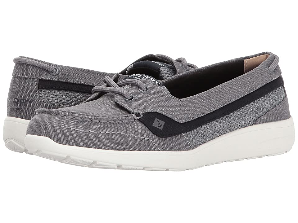 Sperry Rio Point (Grey/Black) Women