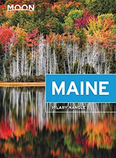 Moon Maine (Travel Guide)