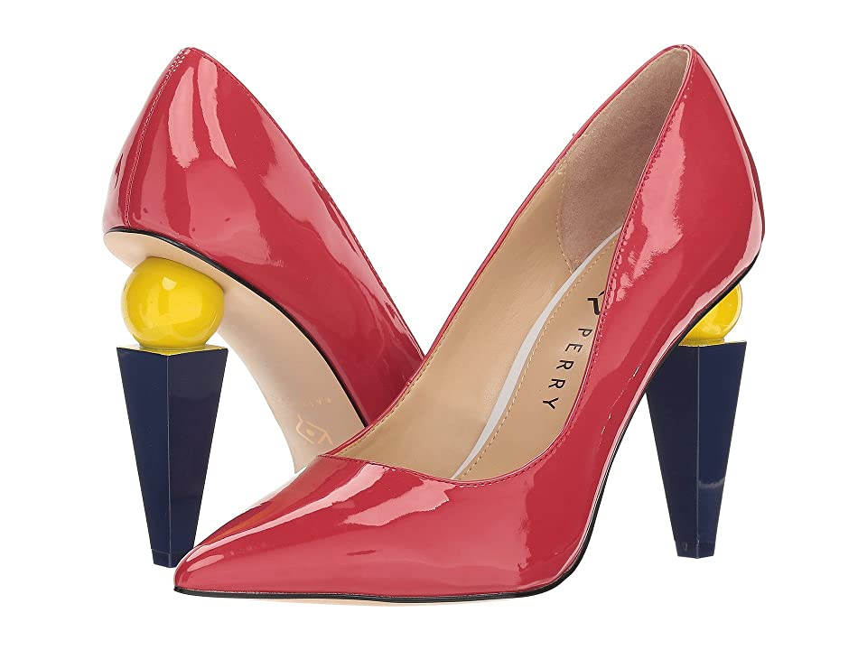 Katy Perry The Memphis (Spanish Red Smooth Patent) Women
