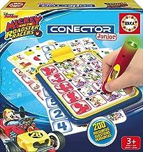 Mickey and the Roadstar Racers- Lazy Town Conector Junior (Educa Borrás 17224)