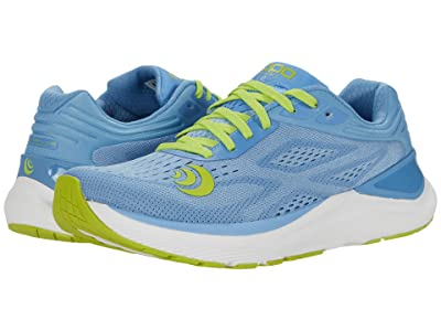 Topo Athletic Ultrafly 3 (Periwinkle/Lime) Women