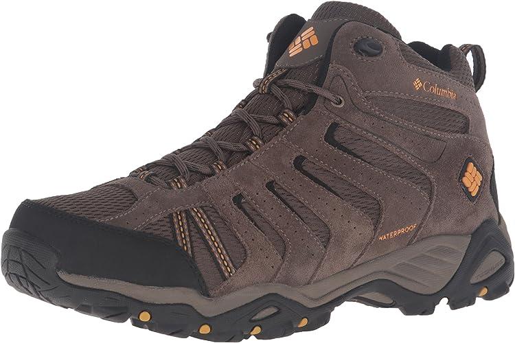 Columbia North Plains II Mid, Chaussures de Randonnée Hautes homme