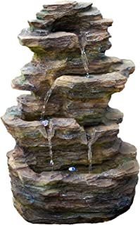 Best solar powered water feature Reviews