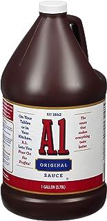 A.1. Original Steak Sauce (1 gal Jugs, Pack of 2)