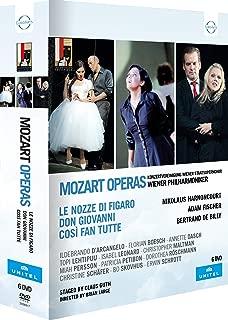 Mozart - Da Ponte Operas - Staged by Claus Guth Mozart - DaPonte Opern - Staged by Claus Guth