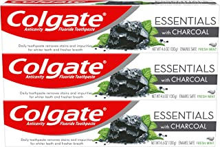 colgate charcoal and white toothpaste
