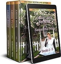 Amish Love Blooms Books 1 - 3: Amish Romance