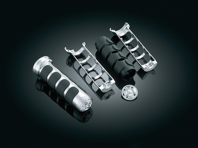 Kuryakyn 6183 Premium ISO Handlebar Grips Clutc Low price and Throttle for Sacramento Mall