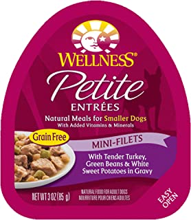Wellness Entrees Natural Food 3 Ounce