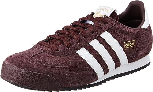 Adidas Dragon - Sneakers - Homme - Rouge (Rojnoc / Ftwbla / Negbas ...