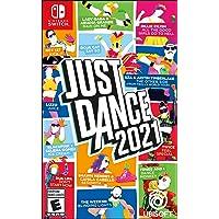 Just Dance 2021 Nintendo Switch Standard Edition Deals