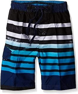 Boys' Reflection Quick Dry UPF 50+ Beach Swim Trunk