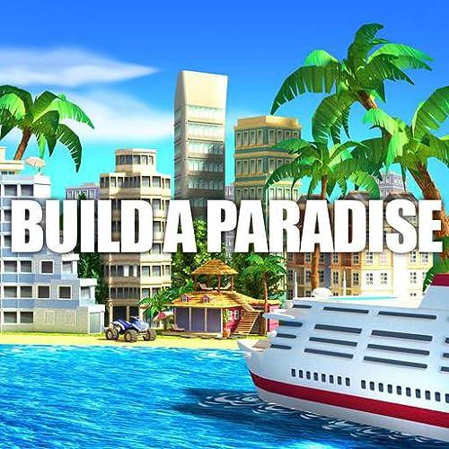 Paraíso tropical (Tropic Sim: Town Building Game)