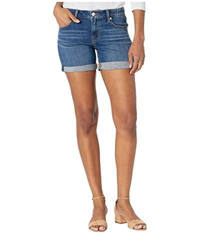 Lucky Brand Mid-Rise Roll Up Shorts in Spanish (Spanish) Women