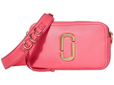 Marc Jacobs The Softshot 21 (Pink Opulence) Handbags