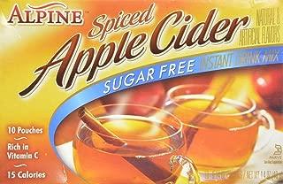 Alpine Sugar-Free Spiced Apple Cider Mix - Pack of 2