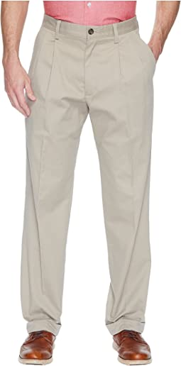 Dockers - Easy Khaki D4 Relaxed Fit Pleated Pants