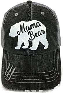 6fb471b95 Amazon.com: mama bear - Hats & Caps / Accessories: Clothing, Shoes ...