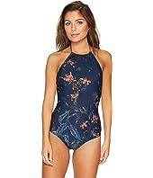 Roxy - Surf The Night One-Piece Swimsuit