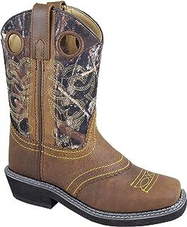 Smoky Mountain Kids' Pawnee Square Toe Boot
