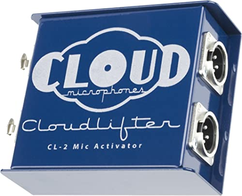 discount Cloud wholesale Microphones - Cloudlifter - CL-2 Dynamic/Ribbon Mic popular Activator Inline Preamp - Handmade in the USA online sale