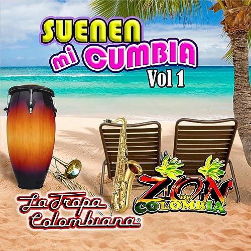 Suenen Mi Cumbia, Vol. 1