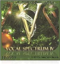 vocal spectrum lullaby