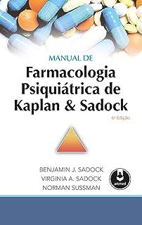 Manual de Farmacologia Psiquiátrica de Kaplan & Sad