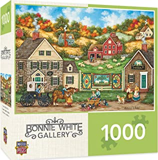 Puzzle BONNIE WHITE GALLERY JIGSAW PUZZLE THE HOMECOMING 1000 PCS #38886