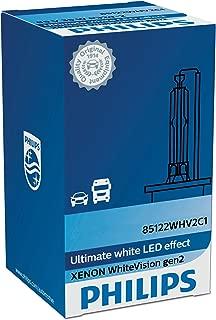 PHILIPS Xenon WhiteVision Gen2 5000K D3S HID Xenon Bulb 42403WHV2C1